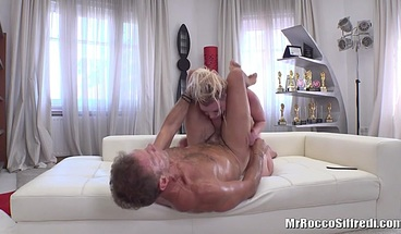 Rocco Siffredi Castings - Nelly Kent, Kiara Night, Mery M