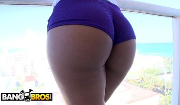 BANGBROS - We're In Love With Rose Monroe's Latin Big Ass