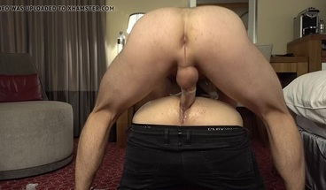 Mr BigHOLE Big Ass Gay Escort Fucked in Hotel Room Again Part
