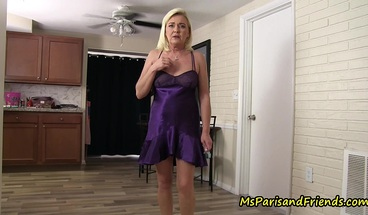 Mommy Love to Cum as I Watch with Ms Paris Rose