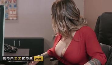 Brazzers - Big Tits at Work - Karma Rx Xander Corvus - The Ho