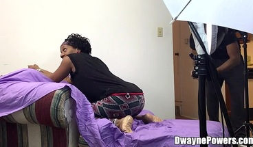 Ebony Mature Anal Behind The Scenes Doggystyle