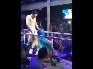 Latina Stripper wanted to fuck but so disappointed