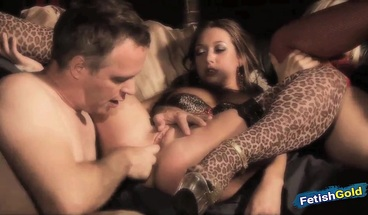 Two hot street whores get double penetrated by two horny guys