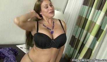 An older woman means a lot of naughty fun part 300