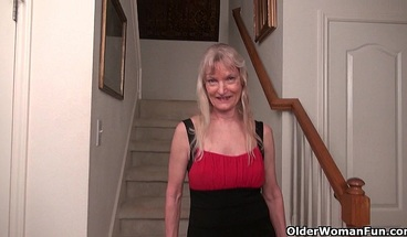 An older woman means a lot of naughty fun part 303