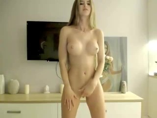 Most beautiful cam girl perfect boobs and pussy.