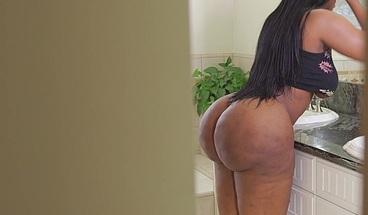 BANGBROS - Big Booty Black Pornstar Victoria Cakes Is Fire