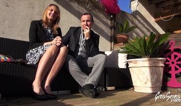 Angélique et son mari continuent les nouvelles expériences