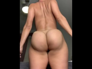 Ass Clap Thick Black Babe Huge Booty