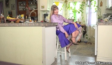An older woman means a lot of naughty fun part 319