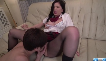 Japanese sexual pleasures for young Risa - More at javhd net