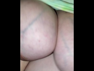 My wife and I fucking hard In parents laundry room