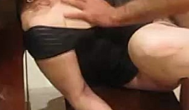 Young cock fucks my pussy hard in the piano room an breeds me
