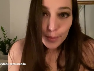 ASMR - Girlfriend sex role play - Here's a girlfriend for the quarantine!
