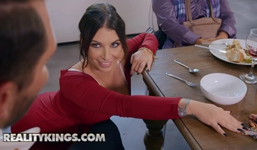 Reality Kings - Sneaky Sex - Quinton James Ivy Lebelle - What
