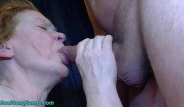 ugly chubby moms first rough german fist fuck orgy