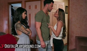 Digital Playground - Xander Corvus Abigail Mac - The Summonin
