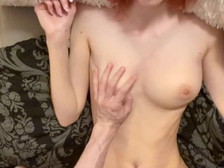 Teen caught on webcam and got fucked and creampied pov, amateur - Shinaryen