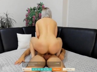 Polish slut and her deep throat