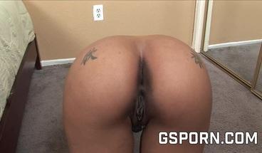 Hot big ass ebony Kapri Styles fucking hard