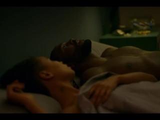 NICOLE BEHARIE BLACK MIRROR S05E01 SEX SCENES