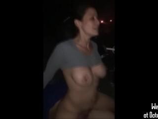Super Hot Perfect Body MILF Reverse Cowgirl Orgasm