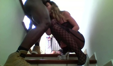 Total Interracial Cuckold Bitch 2