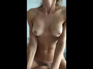Super Hot Skinny Teen multiple orgasm Creampie