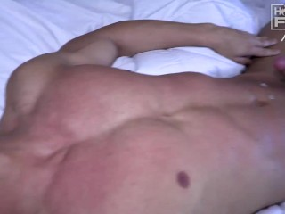 Tall Dark And Handsome UNCUT COCK - Two HOT Horny Teens In LOVEEEE
