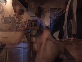 EBONY CUM SWALLOWING BLOWJOB - black girl lick penis till ejaculation - erotic oral sex semen scene