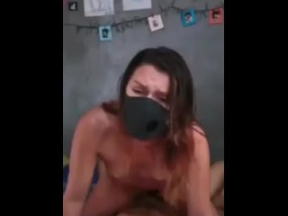 Tiktokers fucking show part.2
