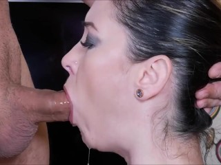 Best Cumshot Compilation #1 (POV, She Finishes)