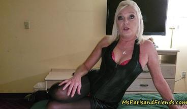Ms Paris Moonlights as a Professional Hooker
