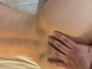 Teen PAWG gets fucked by TheFriendlyBull and records it for her boyfriend