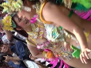 samba Japan girl