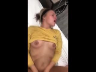 Super Hot Girl met byFuck Metfucked rough