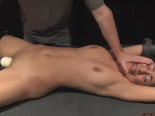 Brooke Abused - Orgasm Abuse