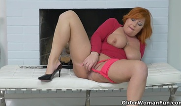 An older woman means a lot of naughty fun part 170