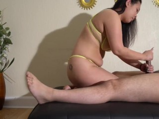 Real asian happy ending at massage polar hidden camera caught it all !!