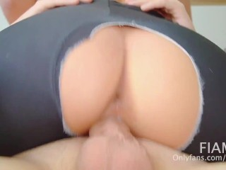 Fucked and cum inside this tight creamy pussy
