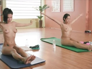 Playboy tv hot yoga episode 2