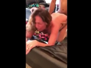 Extremely Vocal Mature Wife Gets Fucked Hard