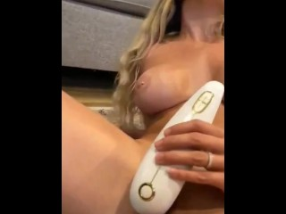 HORNY SLUTS MASTURBATES EACH OTHER USING HUGE EGGPLANT AND CUCUMBER FOR