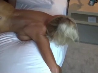 Stunning mature wife loves black dick in her pussy and mouth