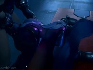 Overwatch Widowmaker experience (full sound)