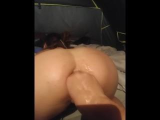 premier fisting anal et elle adore