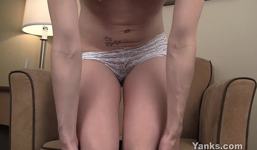 Yanks Maddie's Monster Masturbating And Cumming