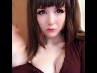 Good Teen Girl Ahegao Compilation