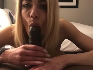 Latina Amber Takes BBC